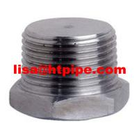 Buy cheap stainless ASTM A182 F316 hex head plug from wholesalers