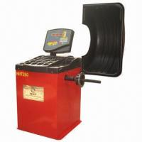 Buy cheap Fully Automatic Car Wheel Balancers for Wheel Balancing, with 8s Cycle Time from wholesalers