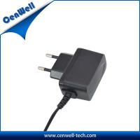 Buy cheap hot selling Cenwell CE GS approval EU plug 5V1A power adapter from wholesalers