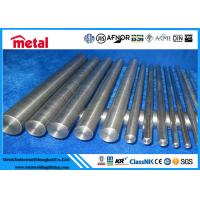 Buy cheap Long SUSY201cu Round Metal Bar , ASTM A240 Cold Rolled Steel Round Bar from wholesalers