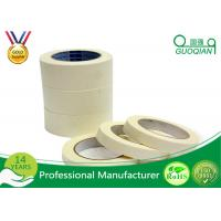 Buy cheap Silent Colored Masking Tape , High Temp Masking Tape Painting White Color from wholesalers