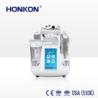 Buy cheap 4 Handpieces Deep Cleaning Micro Bubble Water Oxygen Jet Machine with LCD Color Touch Screen from wholesalers