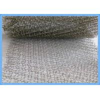 Buy cheap Knitted Stainless Steel Woven Wire Mesh Tube Gas Liquid Filter Crochet Weaving from wholesalers