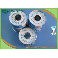 Buy cheap Zinc Oxide Medical Adhesive Plaster Tape For Fixing Dressing With Tinplate Package from wholesalers