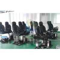 Buy cheap Special Effect System 4D Cinema Equipment With Motion Chair product
