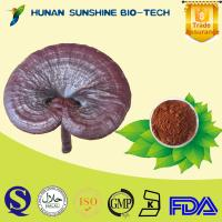 Buy cheap Tranquilization ganoderma reishi mushroom extract 10% Reishi Mushroom Polysaccarides from wholesalers