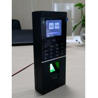 Buy cheap Day And Night Biometric Face Recognition Time Attendance Machine Access Control from wholesalers