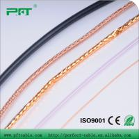 Buy cheap RG6 coaxial cable with factory price from wholesalers