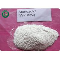 Buy cheap CAS 10418-03-8 Winstrol / Stanozol Bodybuilding Cutting Raw Steroid Powder from wholesalers
