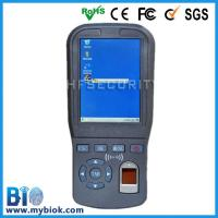 Buy cheap Handhold Mobile Fingerprint Time Attendance, with GPRS and GPS Bio-PH03 from wholesalers