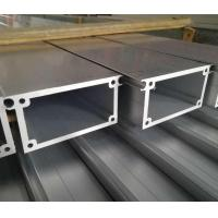 Buy cheap Aircraft aluminum extrusion profiles for tent use t slot framing anodizing thickness from wholesalers