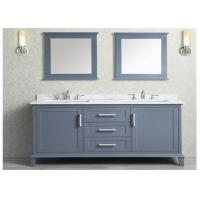 Buy cheap Prima Customized MDF Vanity With Quartz Stone Countertop / Basin and Faucet from wholesalers