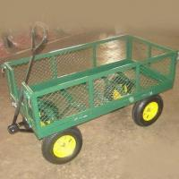 Buy cheap Heave-duty Garden Utility Cart with 1,200lbs Maximum Load Capacity from wholesalers