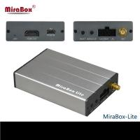 Buy cheap Mirabox E-AV Wireless   Car Audio AUX /CVBS  Up to 8Mbps  DC 12V DDR3 2G car android mirrorlink box from wholesalers