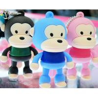 Buy cheap Paul Frank Cartoon USB Flash Drive, Lovely Children Gifts USB Memory from wholesalers