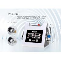 Buy cheap Vertical Fractional Micro needle RF Wrinkle Removal Face Lifting Machine from wholesalers