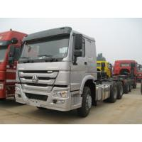 Buy cheap 371 Horse Power Howo 6x4 Tractor TruckFor Towing All Kinds Semi Trailer from wholesalers