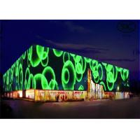 P4mm RGB  3 in 1 Energy Saving Large Outdoor LED Screens For Advertising