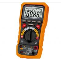 China 10 Amp True Rms Digital Multimeter Bluetooth Interface Lower Power Consumption on sale