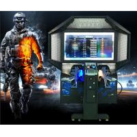 Buy cheap 1 - 2 Players Commercial Arcade Machines , Game Center Coin Operated Video Game Machines from wholesalers