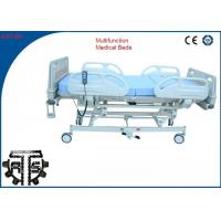 Buy cheap 5 Function ICU Hospital Bed With Guardrail , Bariatric Medical Bed from wholesalers