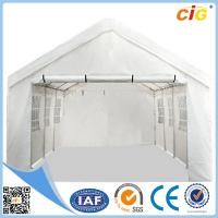 Buy cheap 6 x 6M Party Wedding Tent Gazebo Canopy Event Marquee White Outdoor Pavilion WH from wholesalers