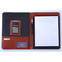 Buy cheap business conference folder with calculator product