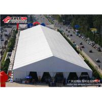 Buy cheap Enclosed 35 X 40 Wedding Marquee Tents For Hire PVC Coated Fabric Sidewall from wholesalers