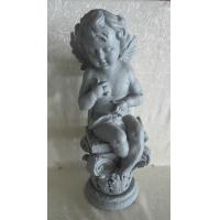Buy cheap Polyresin Angel Statue Decoration (SFR0640) from wholesalers