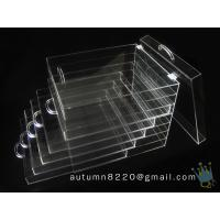 Buy cheap BO (114) clear acrylic jersey display case product