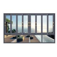 sliding aluminium double glazed windows prices