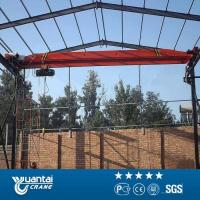 Buy cheap YT free standing single girder bridge crane 3 ton from wholesalers