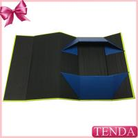 Buy cheap Best Gift Paper Rigid Printing Coloured Foldable Collapsible Folding Packaging Box from wholesalers