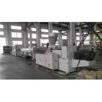 Buy cheap PVC water supply/drain/threading pipe making machine/production line from wholesalers