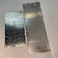 Buy cheap 3003 3102 Aluminum Electrical Vehicle Battery Cooling Plate from wholesalers