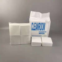 Buy cheap SGS Rosh Cleanroom Microfiber Cloth Cleaning Wiper from wholesalers