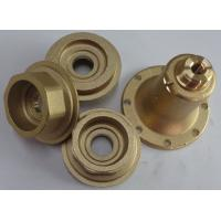 Buy cheap Customized Threaded Brass Tube with all kinds of finishes, made in China professional manufacturer from wholesalers
