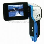 Buy cheap Underwater/Waterproof High-definition HD 720P Gun Type Digital Video Camera with PictBridge from wholesalers