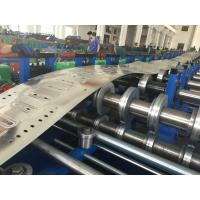 Buy cheap Galvanized Steel Perforated Cable Tray Roll Forming Machine Automatic Control PLC from wholesalers