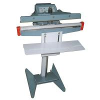 Buy cheap Aluminum body Foot Stamping Sealing Machine from wholesalers