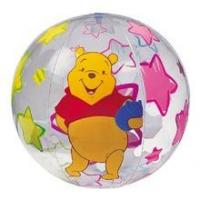Buy cheap 12 PVC or Phthalate free Lovely Inflatable Beach Balls for family from wholesalers