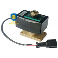 Buy cheap 100% New Komatsu Excavator Parts Fuel Solenoid Valve 714-07-16730 CE Approved from wholesalers
