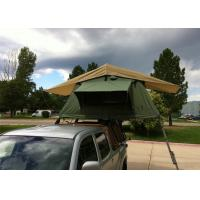 Buy cheap Aluminum Pole 4 Man Roof Top Tent , Kukenam Truck Mounted Tent Anti UV from wholesalers