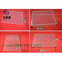 Buy cheap 84% Transparancy 5 Wire Resistive Touch Screen Repair With Black Frame from wholesalers