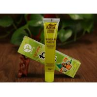 Buy cheap Salty Japanese Wasabi Mustard Sauce Paste Tube For Sushi Foods OEM Service from wholesalers