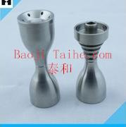 Buy cheap 8mm Ti nail gr2 smoking from wholesalers