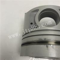 Buy cheap 6D16T Mitsubishi Piston Engine Parts 116MM Height DIA 118MM OEM ME072062 from wholesalers
