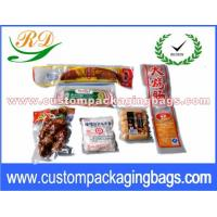 Buy cheap Custom Printing Food Saver  vacuum storage bags With 3 Side Seal from wholesalers
