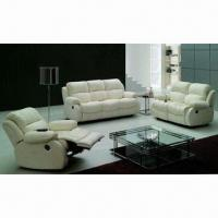 Buy cheap Reclining sofas with electric massage function doll cotton metal coil spring  from wholesalers