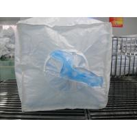 Buy cheap Industry one Ton Bulk Bags / FIBC Bags woven polypropylene bags with PE liner food grade AIB certificate from wholesalers